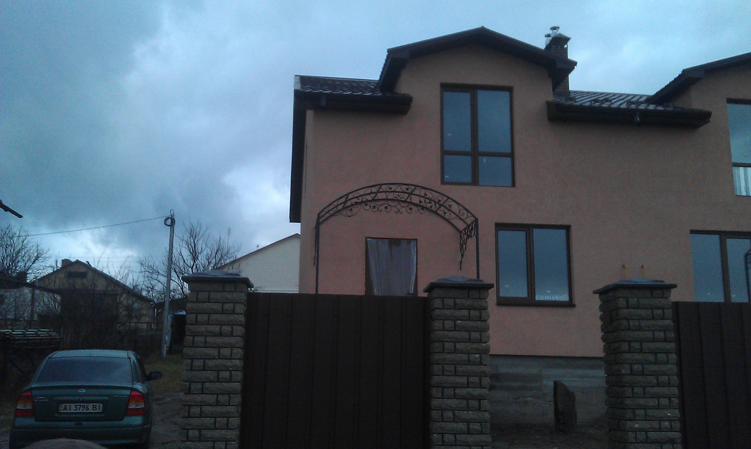 Продается элитный дом (дуплекс) в Гостомеле 120 м²+5 соток земли 85 00 ...