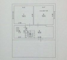 Добротный кирпичный дом в Ирпене 125кв.м. 5 сотки .