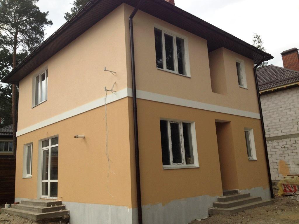 Дом в Ирпене 120кв.м. 3 сотки, 10 линия