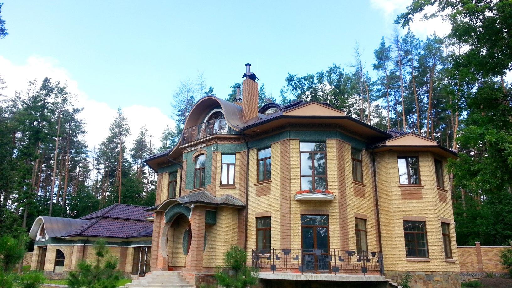 Шикарный дом в Ворзеле 1200 кв.м.
