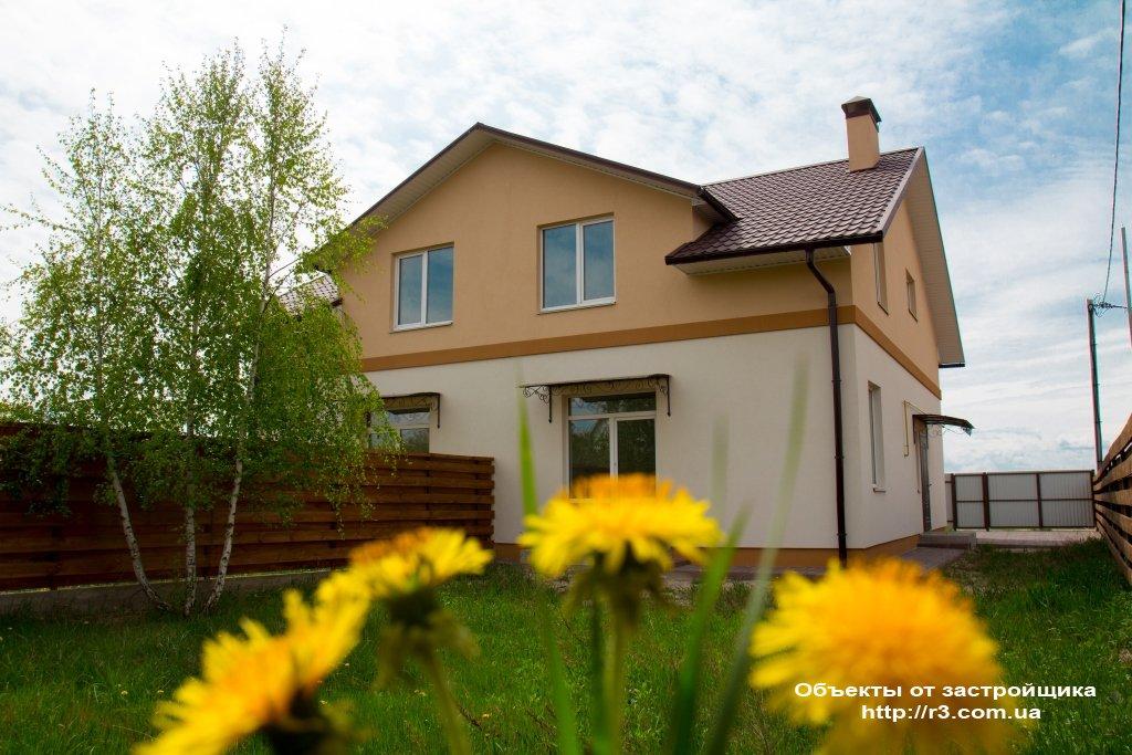 Дом дуплекс в Буче, 3,5 сотки земли