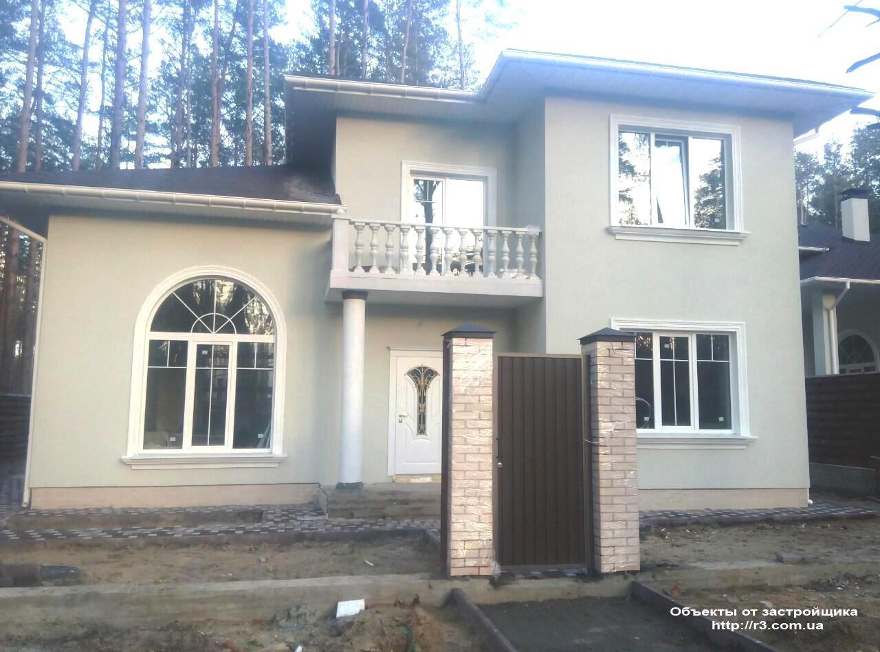 Дом в Лесной Буче 170 кв.м.