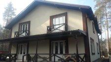 Дом в Лесной Буче с ремонтом в р-не Бучанского парка