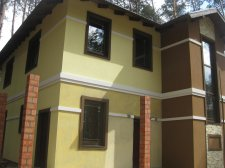 Дом в сосновом Гостомеле