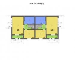 Дуплекс Ирпень, 127 кв.м., 55 000у.е.