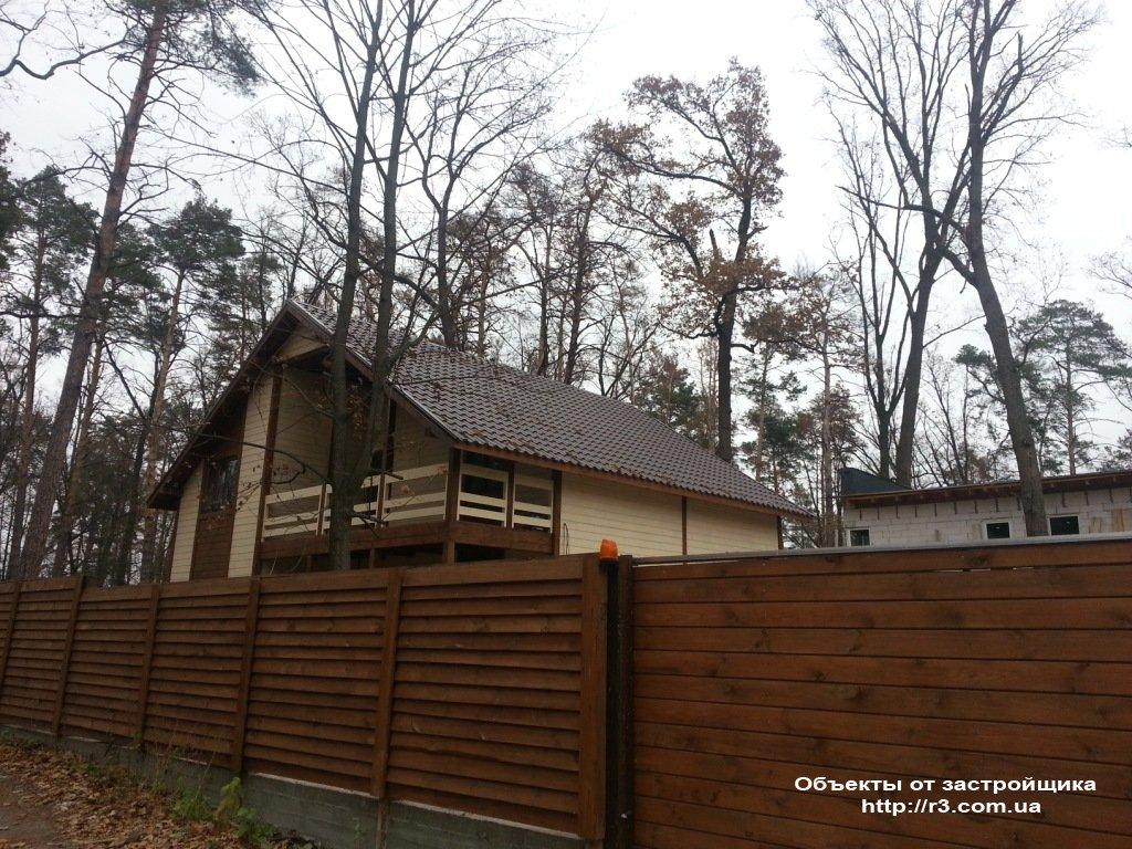 Дом в Лесной Буче из дерева, 5 соток, 200 кв.м.