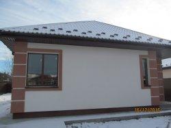В продаже новые 4 дома площадью от 100 м2 и до 130 м2,