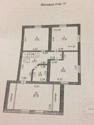 Большой дом с ремонтом и гаражом в Буче