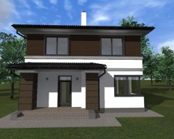 Дом в Буче, 135 кв.м., 10+ соток земли, 115 000у.е.