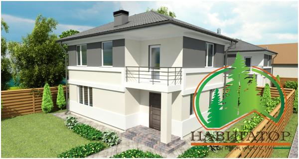 Дом 140 кв.м., 4 сотки, отличное месторасположение, 82 000у.е.
