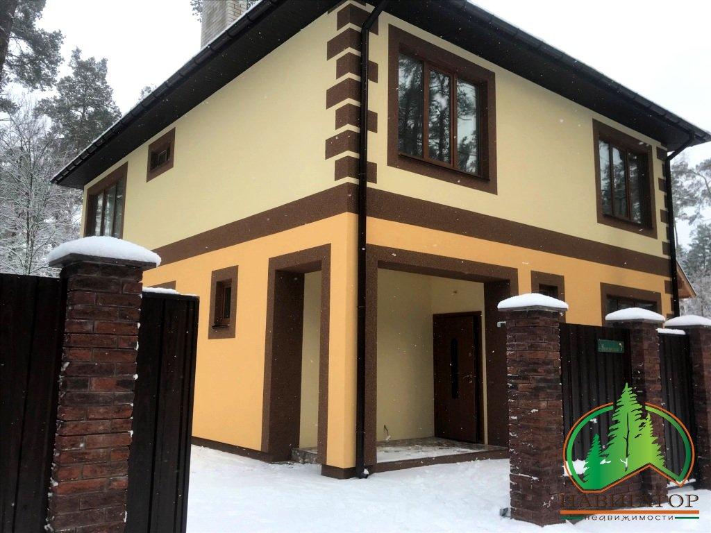 Дом в лесной части Бучи, новые коттеджные застройки!