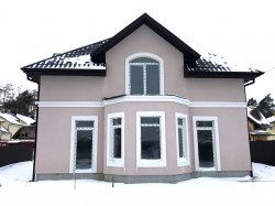 Добротный кирпичный дом в тихом месте Ирпеня