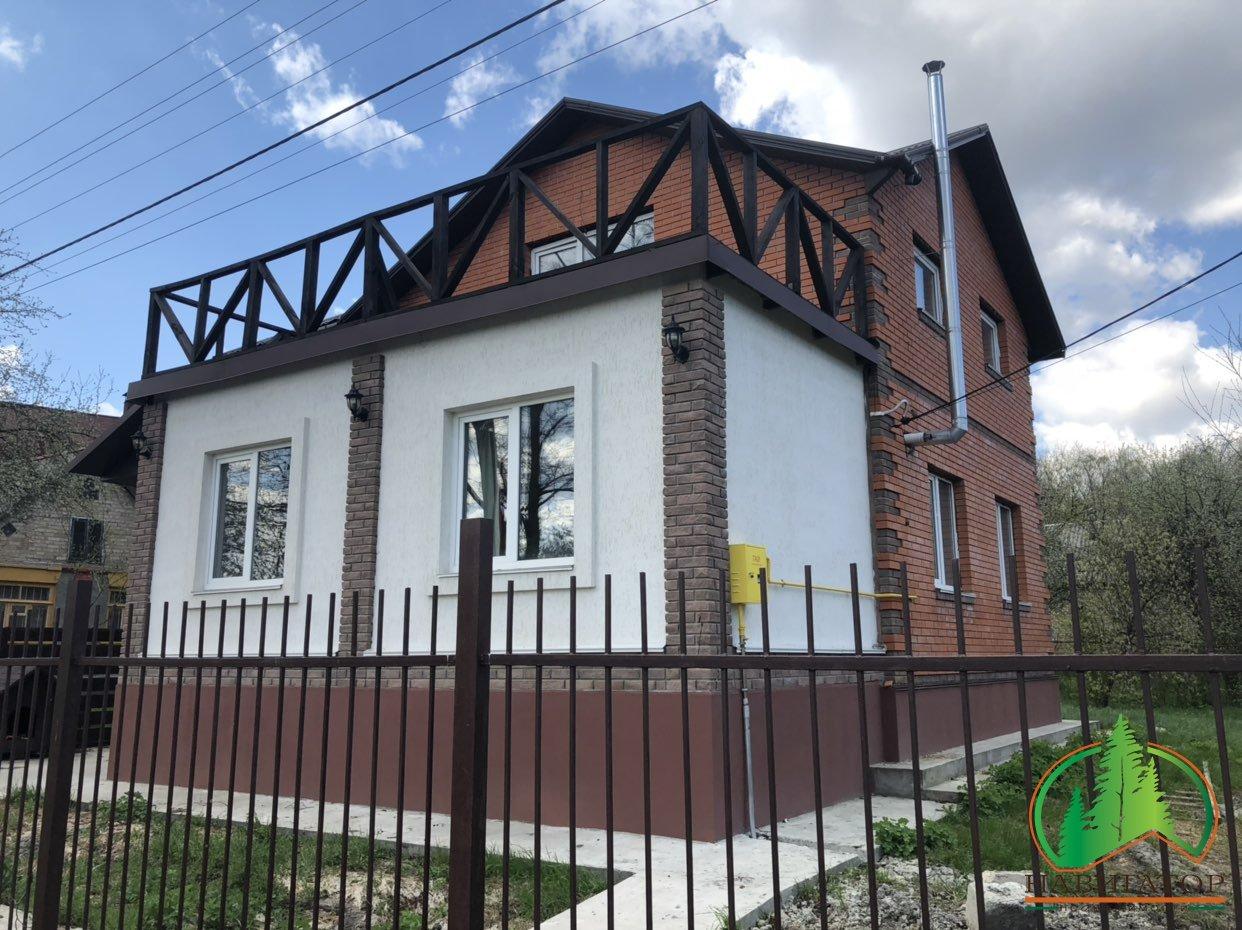 Жилой кирпичный дом с ремонтом 120 кв.м.