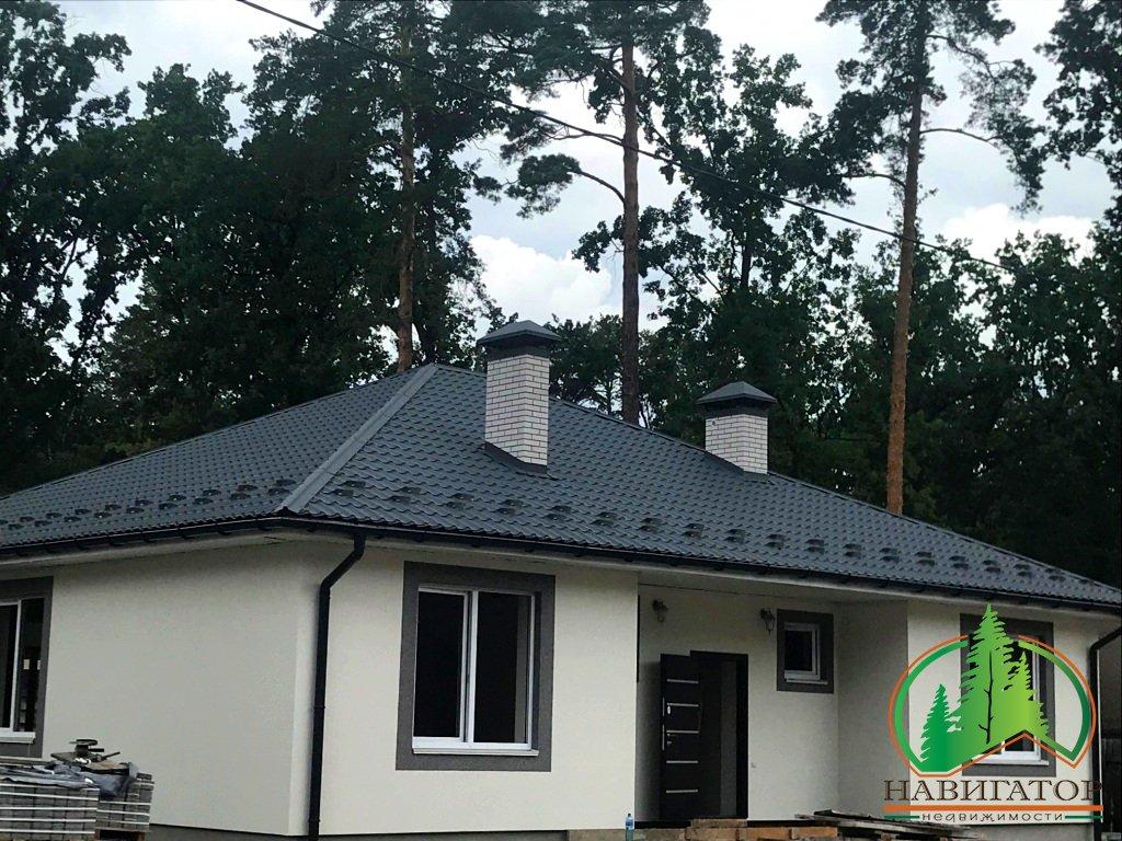 Дом в Буче с террасой, 6 соток, зелень ;)